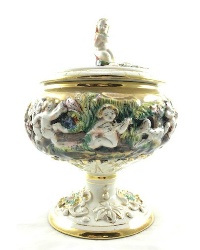 Capodimonte Center Piece Bowl Catalogue Les Antiquites Bolduc,Data Entry Jobs Online From Home Without Investment