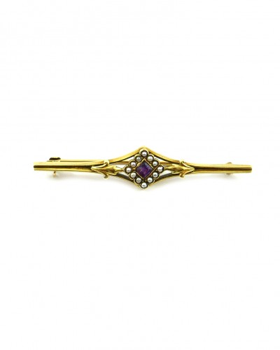 broche-amethyste-or